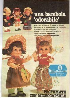 Bambole profumate