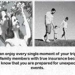 Planning for a trip with your family members, are you prepared for unfortunate events. This is a fact that unexpected incidents and accidental events are the worst part of travelling. Be prepared for those unexpected events with a great travel insurance policy and enjoy your trip without any worry. You can get more information about travel insurance from this link http://www.trueinsurance.com.au/cheap-travel-insurance/
