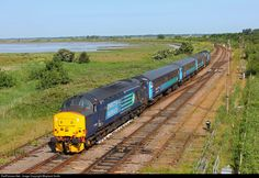 RailPictures.Net Photo: 37405 DRS BR 37 at Great Yarmouth, United Kingdom by Wayland Smith