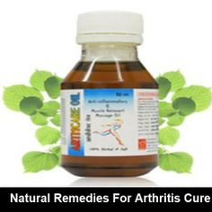 In case of arthritis natural remedies are very much helpful for pain. #arthritis_cure