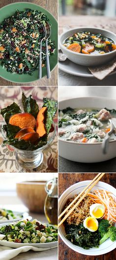 27 Recipes Using Kale