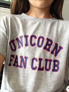 Unicorn fan club H&M