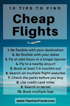 10 Tips for Finding Cheap International Flights to Asia - Two Can Travel These 10 tips and tricks will help you find and book cheap flights for your next trip abroad