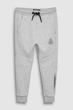 Buy Sporty Joggers from the Next UK online shop, Track Pants Mens, Mens Jogger Pants, Mens Sweatpants, Cargo Pants, Girls Joggers, Kids Pants, Mens Fashion Suits, Sport Wear, Boy Outfits