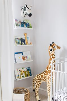 Project Nursery - Safari-Inspired Nursery with Gender-Neutral Decor and Animal Accents%categories%nursery room