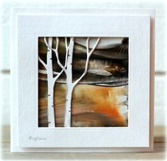 DTGD12Kittie747 Birches by Biggan - Cards and Paper Crafts at Splitcoaststampers