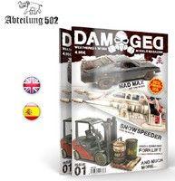 Damaged Weathered & Worn Models Magazine Issue 1 Abteilung 502