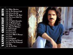 Yanni's Greatest Hits Full Album 2015 || Best Songs Of Yanni Full Album - YouTube