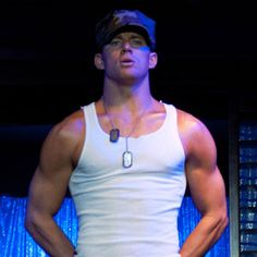 MAGIC MIKE (starring Channing Tatum) I am counting down the days 6/29!