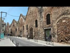 Summer Visit To Chania Crete Greece