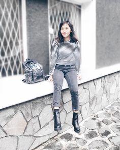 Fashion & Lifestyle Blogger - N. Fatmasari (@nfnyunyu) on Instagram