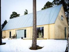 Villa Birkeland by Delin Arkitektkontor | HomeAdore