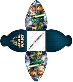 Caixa Lego Star Wars: