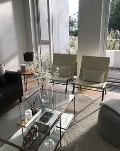 Home Interior Design, Interior Architecture, Living Room Decor, Living Spaces, Living Rooms, Aesthetic Rooms, Home And Deco, House Rooms, Apartment Living