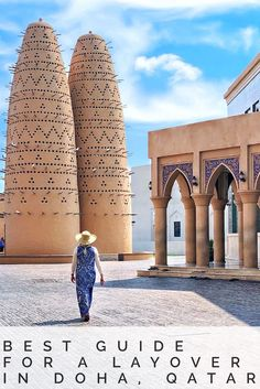 The best highlights for a Doha, Qatar layover. Modern architecture, traditional customs, Middle Eastern flavors and world class museums await. #middleeast #Doha #travel #Qatar #luxurytravel