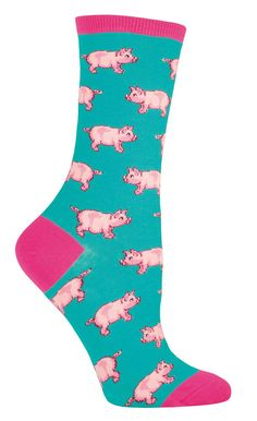 This Little Piggy Socks from The Sock Drawer