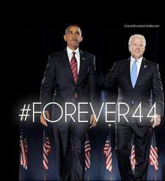 Obama-Biden forever