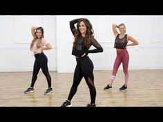 30-Minute Sexy Cardio Dance Vixen Workout - got my sweaty which I was not expecting because its not high impact cardio. def more low impact. fun, but I look so dumb!