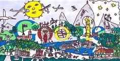 Google Doodle: Doodle 4 Google Winner Slovenija 2014