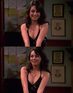 "Mila Kunis ( as Jackie Burkhart ) That 70's Show ( season 6 ) ""Hot Girls Club"" episode ( shared to groups 1/1/18 )"