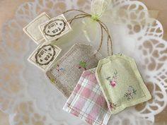 lavender tea sachets