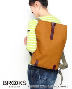 BROOKS [ブルックス] ピックウィック スモール バックパック PICKWICK SMALL BACKPACK