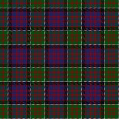 Tartan image: MacDonald of Clanranald #3. Click on this image to see a more detailed version.
