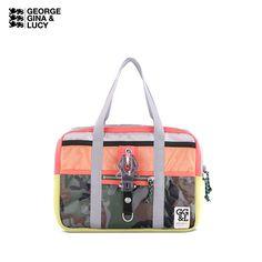 #GGL #Double #Nothing in #Flash #Orange | #spacy #light #designer #handbag #camouflage #neon #georgeginalucy