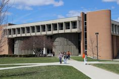 Math Science Building - Home to the offices of the Department of Mathematics and Statistics, the Science Library, 12 classrooms, the Scientific Computing Laboratory, and two science lecture halls.