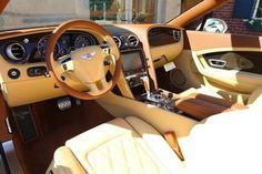 Bentley Interior
