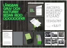 Långban / Graphic Identity