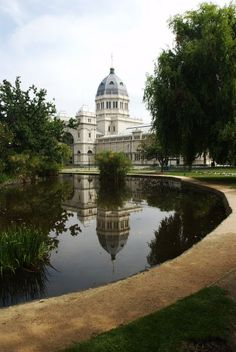 The Royal Exhibition Building is a World Heritage Site-listed building in Melbourne, Australia, completed in 1880. It is located at 9 Nicholson Street in the Carlton Gardens, flanked by Victoria, Nicholson, Carlton and Rathdowne Streets, at the north-eastern edge of the central business district. It was built to host the Melbourne International Exhibition in 1880-1881 and later hosted the opening of the first Parliament of Australia in 1901. Throughout the 20th century smaller sections and…
