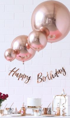 10 Cute Birthday Decorations Easy DIY Ideas for Kids, Teens, Women and Men - Lifestyle Spunk Cool Happy Birthday Images, Happy Birthday Wallpaper, Happy Birthday Wishes Cards, Happy Birthday Fun, Men Birthday, 50th Birthday Ideas For Women, Birthday Blessings, Sister Birthday, Classy Birthday Party