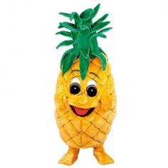 Déguisement mascotte ananas
