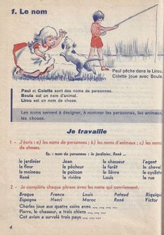 To Learn French Kids Printing Education Pictures French School, French Class, French Lessons, French Articles, French Flashcards, French Kids, French Education, French Grammar, French Expressions