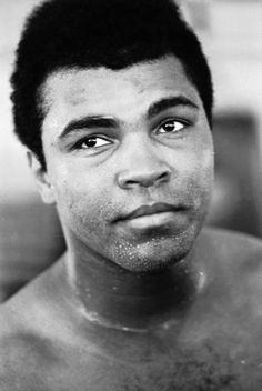 """The man who views the world at 50 the same as he did at 20 has wasted 30 years of his life.""  -Muhammad Ali"