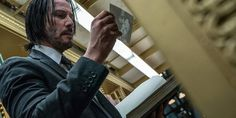John Wick: Chapter 3 - Parabellum finally gives us some meaningful insight into the history and identity of the elite assassin called the Baba Yaga. Best Action Movies, Action Film, Good Movies, Hd Movies Online, Tv Series Online, Watch John Wick, Peliculas Online Hd, Keanu Reeves John Wick, Maze Runner Movie