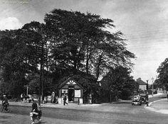 Prestwich, Bury New Road and Scholes Lane junction