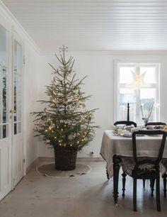 La casa de la semana: Una navidad tradicional con toques nórdicos