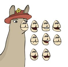 carl the llama - Google Search
