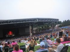 PNC Music Pavilion, Charlotte NC - Seating Chart View - We Have Tickets to all Shows!