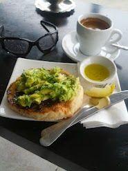 The Kerry - Sour dough, vegemite and avocado