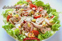 C'est une recette de cuisine de bistrot que je vous invite à découvrir avec cette salade de cervelas. Ce plat économique et simple à préparer trône toujours en bonne place sur la carte des bi…