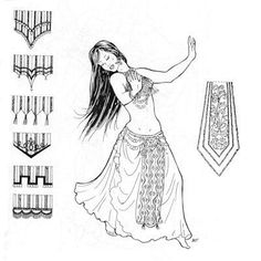 Shop our quality belly dance bras & belts. Bellydancing skirts, harem pant & accessories. Supplies to make your own costume. Tribal and other styles.
