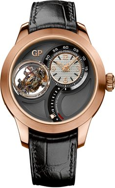 09af0af82847 La Cote des Montres   La montre Girard-Perregaux Tourbillon Tri-Axial - Un  tourbillon à haute vitesse évoluant sur trois axes distincts