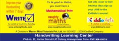 Handwriting Learning Center Handwriting Classes, Improve Handwriting, Nice Handwriting, Writing Instruments, Learning Centers, Physical Activities, Intuition, Improve Yourself, Math