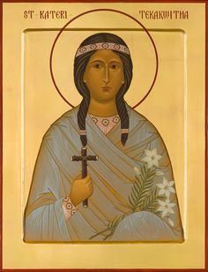 Saint Kateri – Seraphic Restorations Catholic Art, Religious Art, All Saints, Disney Characters, Fictional Characters, Female, Disney Princess, American, Google Search