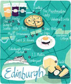 Travel and Trip infographic Maps *Updated* – Patrick O'Leary Illustration Infographic Description Maps *Updated* – Patrick O'Leary Illustration – Infographic Source – Travel Maps, Travel Posters, Travel Log, Travel Illustration, Flat Illustration, Scotland Travel, Edinburgh Scotland, Campus Map, Map Design
