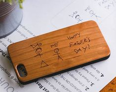 Father's Day Gift Custom Father's Day Gift Wood