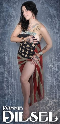 Hot pics of danielle from american pickers
